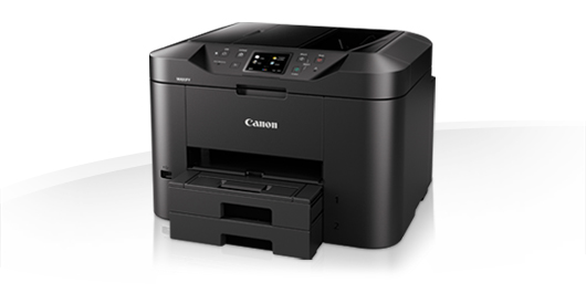 Canon Maxify MB2740 All-In-One (Print + Copy + Scan + Fax + Wi-Fi) Colour Inkjet Printer