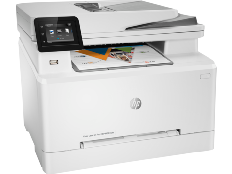 HP Colour LaserJet Pro MFP M283fdw Printer (7KW75A)