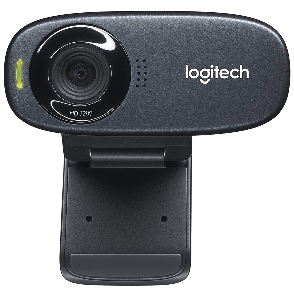 Logitech HD Webcam C310 Standard Packaging - Black
