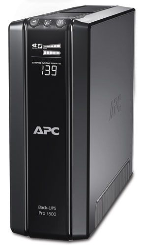 APC BR1500GI Power-Saving Back-UPS Pro 1500, 230V