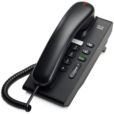 Cisco CP-6901-C-K9= Unified IP Phone 6901 Standard Handset, Charcoal