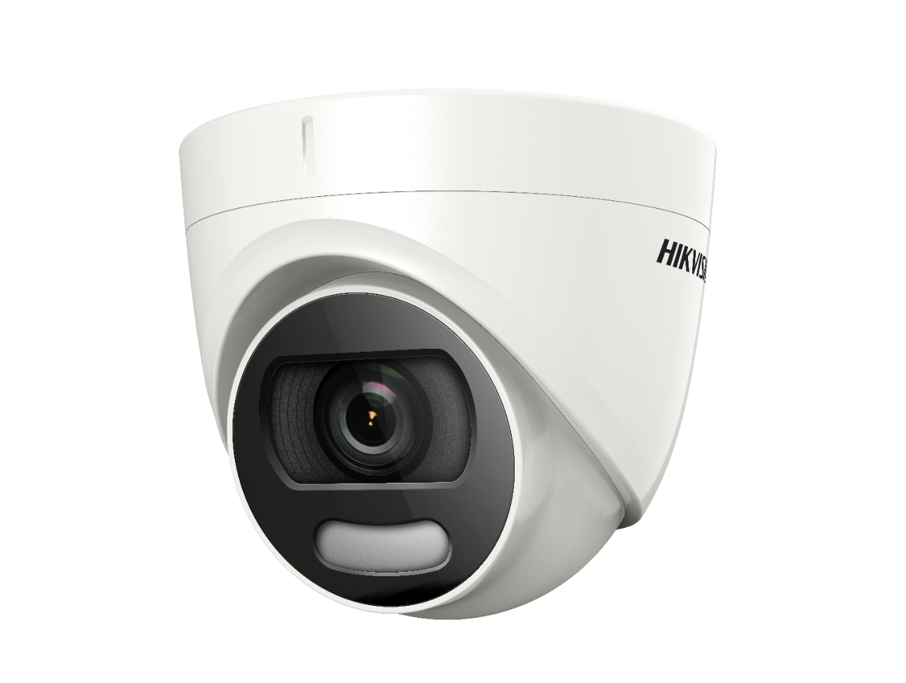Hikvision (DS-2CE72HFT-F) 5 MP ColorVu Fixed Turret Camera