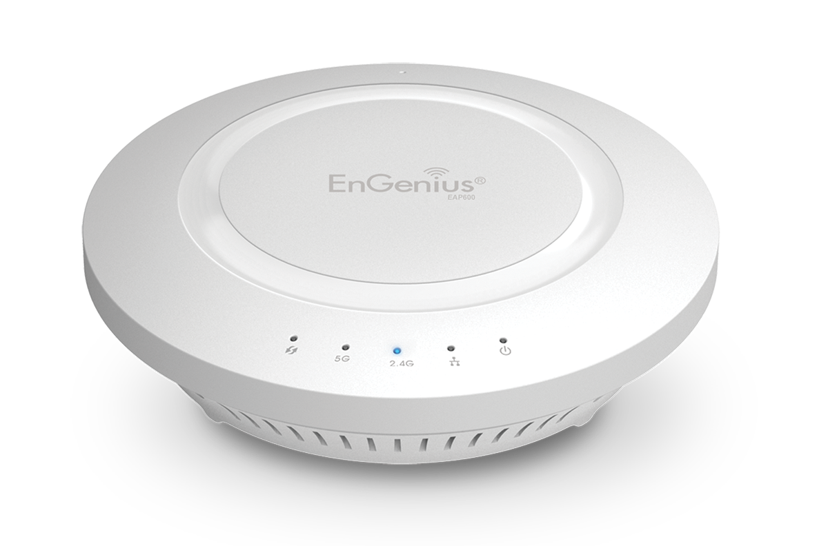 EnGenius Technologies High-Powered Dual-Band Wireless & Indoor Access Point (EAP600)