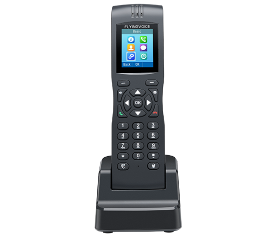 Flyingvoice FIP16 Portable Business Dual Band IP Phone