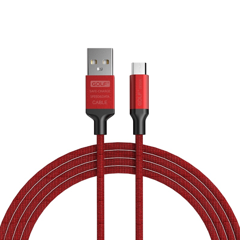 Golf Cable GC-52m Cavaliersl Soft 2.4A For Android