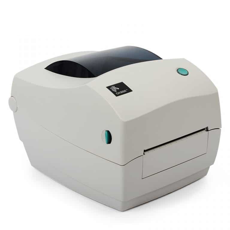 Zebra GK888 Barcode Label Printer