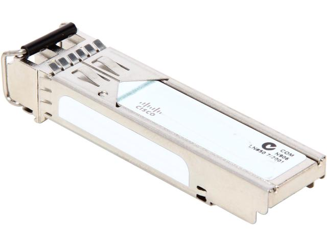 CISCO GLC-SX-MM= 1000Base-SX SFP Transceiver Module 1 Gbps
