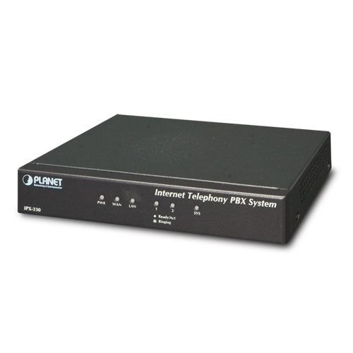 Planet IPX-330 Internet Telephony PBX System