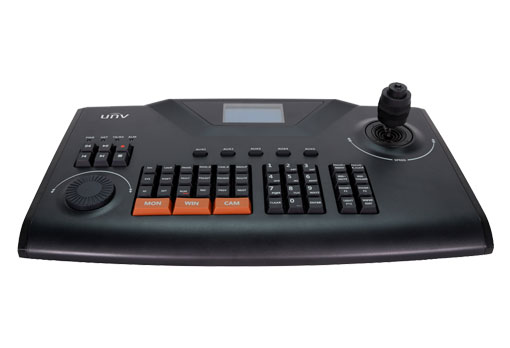 Uniview KB-1100 Keyboard with LCD Screen Display
