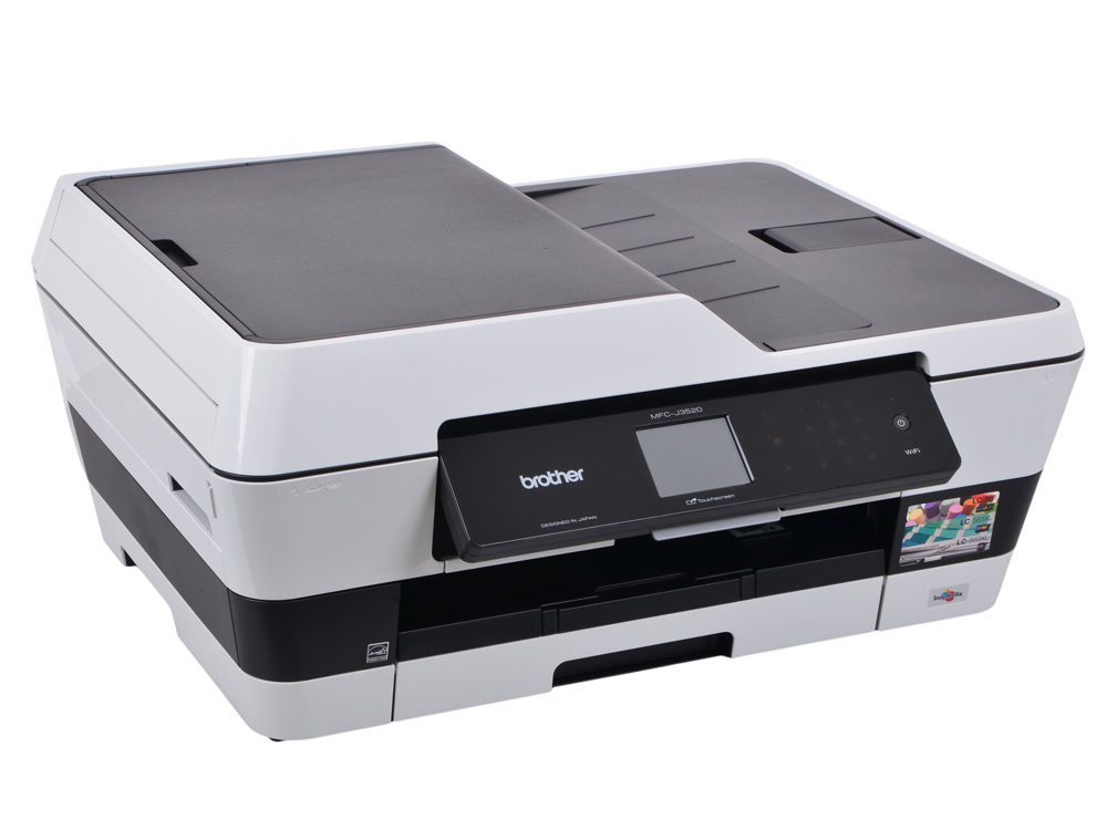 Brother All In One MFC-J3520 Colour Inkjet Printer
