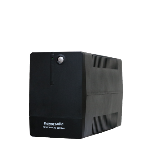 PowerSolid 2000VA Line Interactive Uninterruptible Power Supply