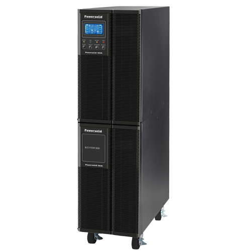 Power Solid 10KVa Single Phase Online UPS