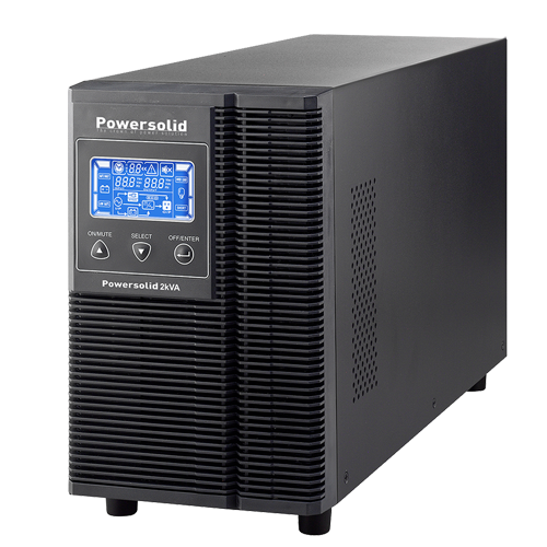Power Solid 2KVa Single Phase Online UPS
