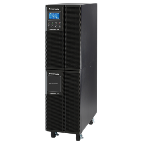 Power Solid 6KVa Single Phase Online UPS