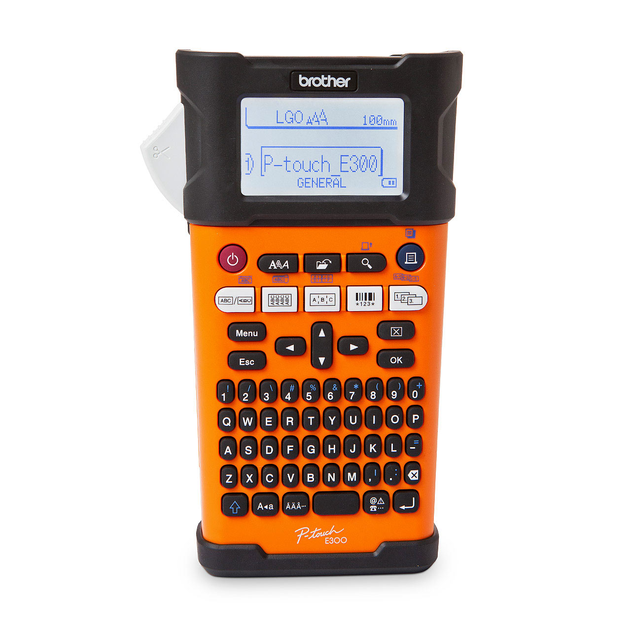 Brother PT-E300VP Handheld Electrical Specialist Label Printer
