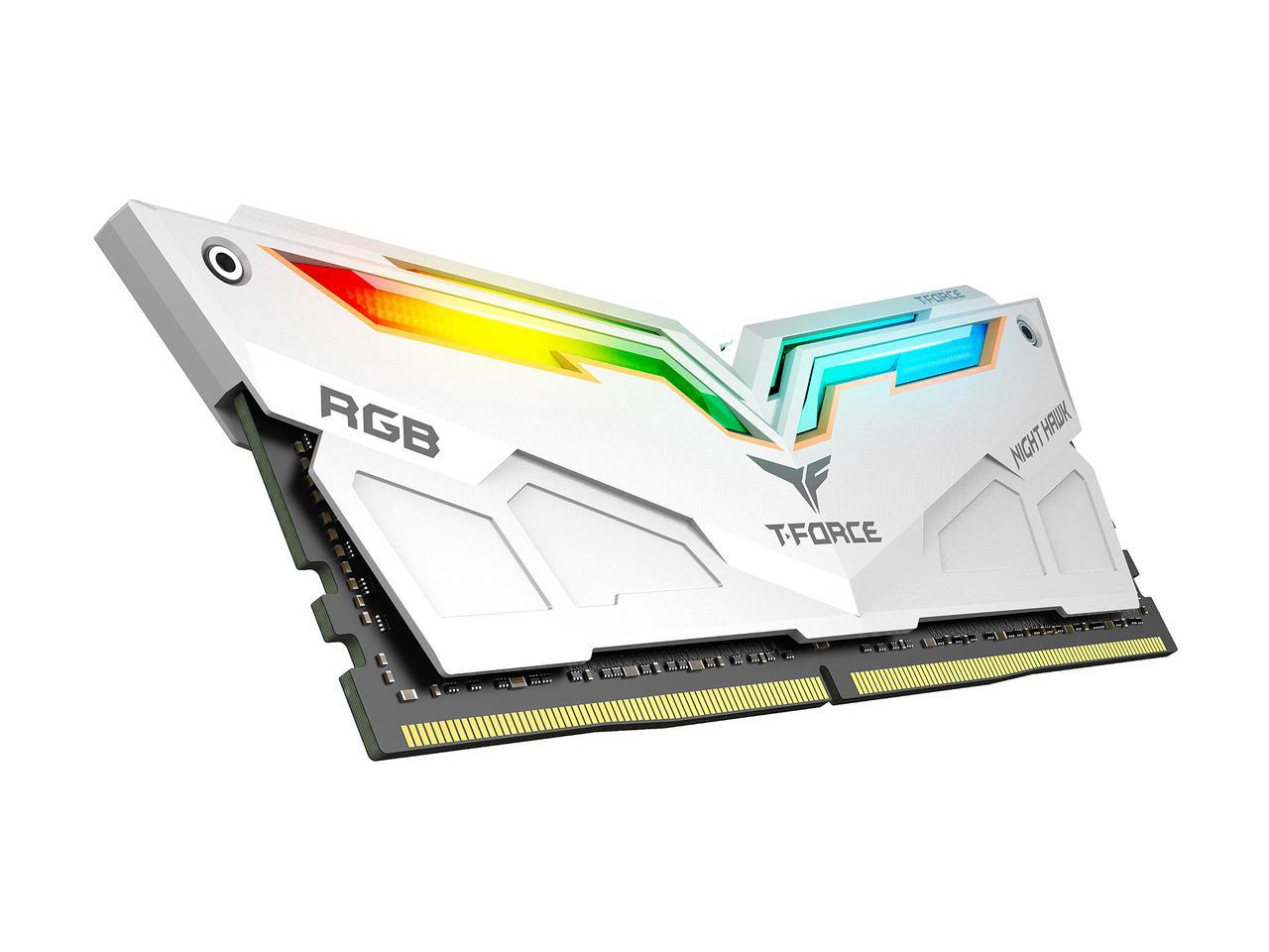 TeamGroup T-Force / NIGHT HAWK RGB DDR4 3000MHz (8GB x 2) 16GB