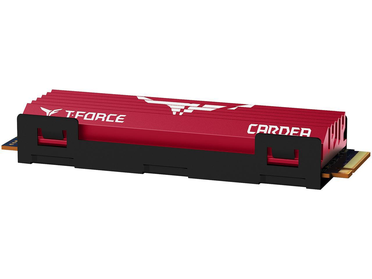 Team Group T-Force Cardea M.2 SSD 2280 480GB PCI-e 3.0 x4 with NVMe 1.2 Internal