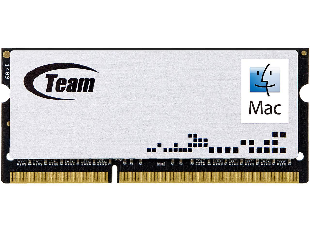 TeamGroup Mac So-DIMM DDR3 Laptop 8GB